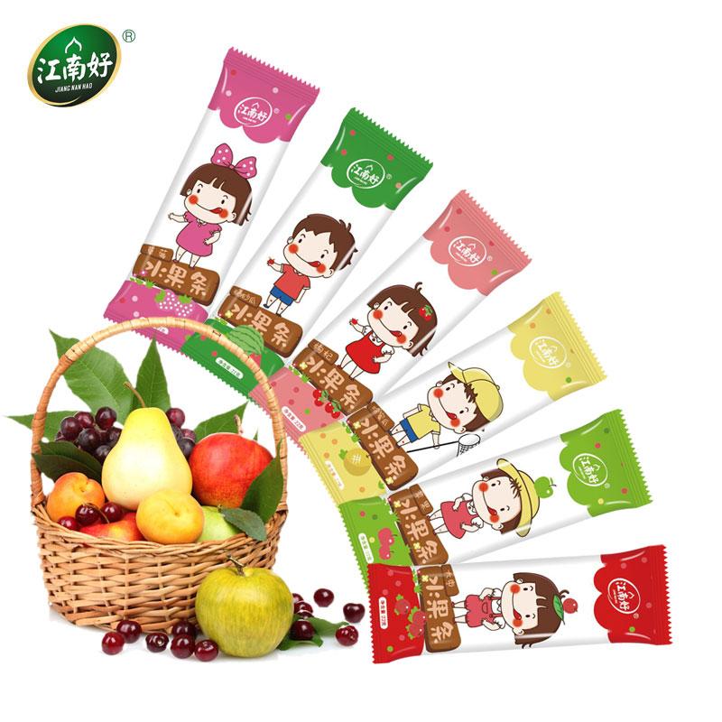 江南好 枸杞水果条660g盒装 枸杞制品 水果条糖果 宝宝零食 儿童辅食 包邮