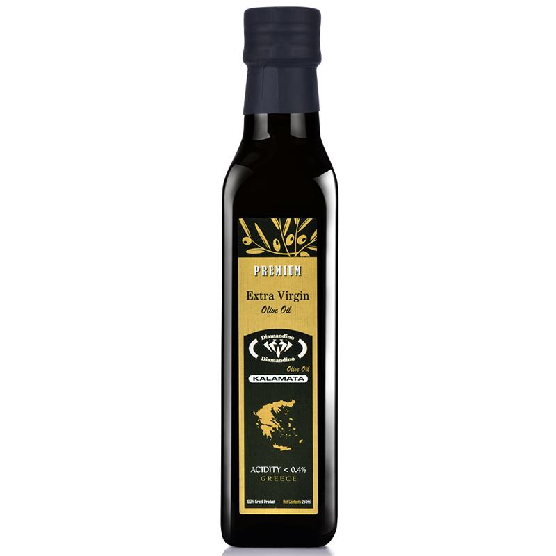 Diamandino/戴蒙蒂诺 特级橄榄油250ml 希腊原装进口 母婴孕妇营养 祛纹