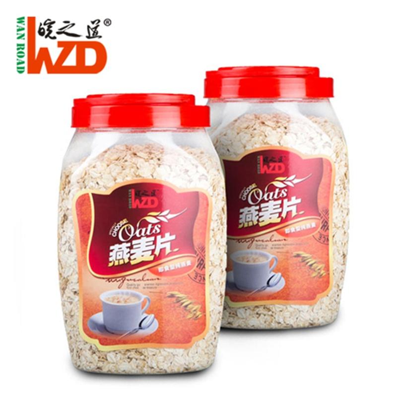 早餐燕麦片1KG/桶*2桶